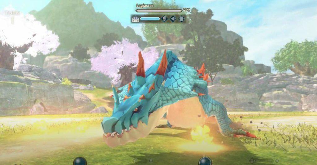 Come ottenere Lagiacrus in Monster Hunter Stories 2