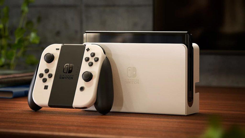 Il modello OLED di Switch non ha miglioramenti in termini di prestazioni, afferma il marketing manager di Nintendo
