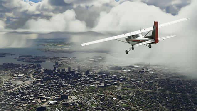 Qual è la data di rilascio di Microsoft Flight Simulator per PS5?