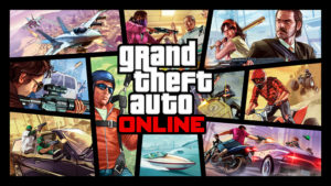 Box art - GTA Online